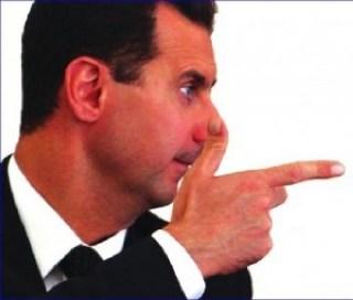 Criminal Assad the Duck