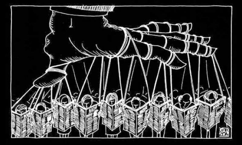 نظام الحكم الشمولي (التوتاليتاري) - عنب بلدي