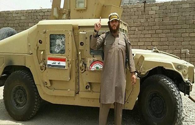 الاسترالي خالد شروف المنضم لتنظيم الدولة