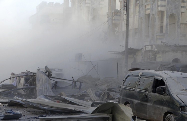 مدينة حمص - سوريا