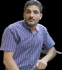 أبو زياد شريك في مطعم في اسطنبول