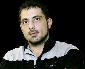 جهاد الأحدب صاحب شركة غذائيات في اسطنبول