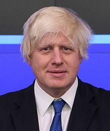 بوريس جونسون، حاكم لندن
