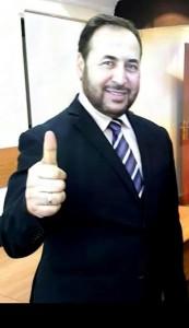 المستشار القانوني خالد شبيب