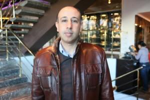 خالد الحلو، معاون وزير العدل في الحكومة السورية المؤقتة.