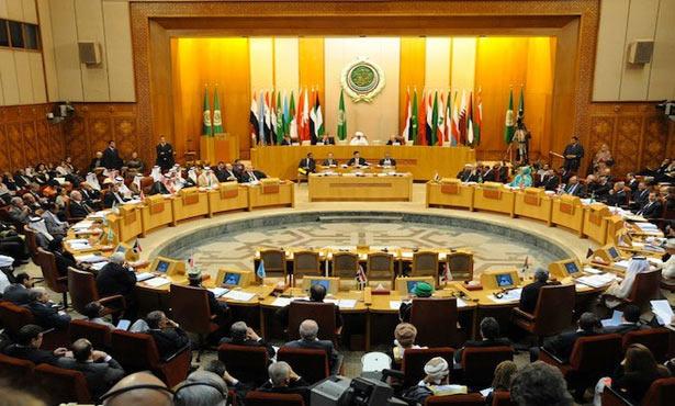 من اجتماعات الجامعة العربية (إنترنت)