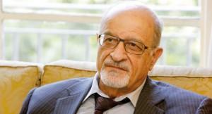 هيثم المالح، رئيس اللجنة القانونية في الائتلاف الوطني السوري.