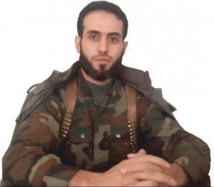 أبو قتيبة القائد العسكري لتجمع فاستقم كما أمرت في حلب
