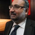 الدكتور أحمد طعمة، رئيس الحكومة السورية المؤقتة