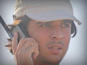 الناشط الحقوقي محمد الخليف