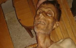 جميل أحمد علوش أبو عماد توفي جراء نقص الغذاء (المجلس المحلي في مضايا)
