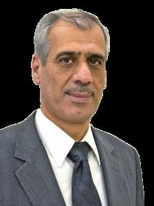جواد أبو حطب عميد كلية الطب في كفر تخاريم بإدلب