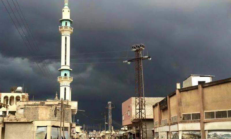 بلدة إبطع 1 شباط، المصدر: المكتب الإعلامي للبلدة