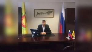 """رودي عثمان في مكتب """"الإدارة الذاتية"""" في موسكو"""