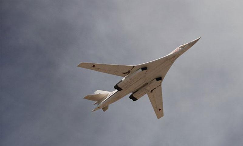 طائرة توبوليف – 160 (البجعة البيضاء)
