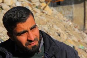 القيادي عمر سندة، قتل برصاص الوحدات الكردية، الاثنين 14 آذار