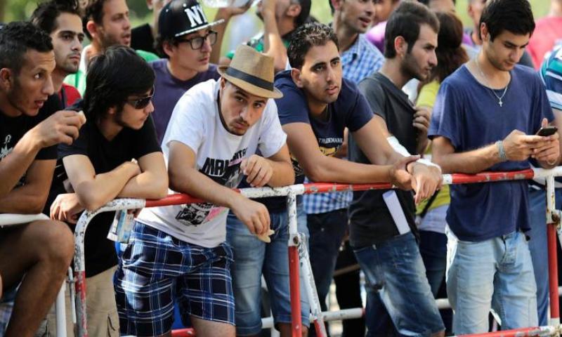 لاجئون في ألمانيا (عرب ألمانيا)