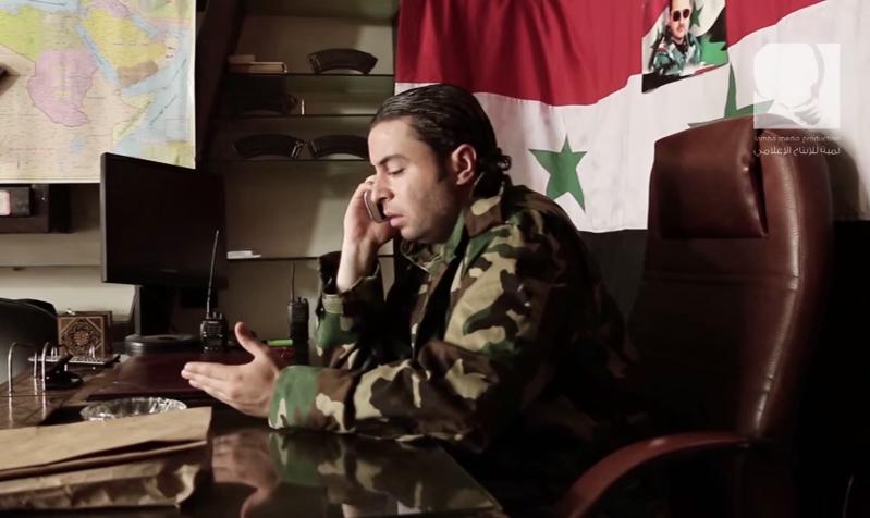 جهاد السقا - مسلسل منع في سوريا