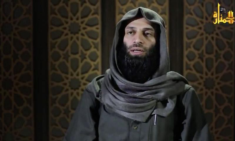أبو عبد الله الشامي، القيادي وعضو مجلس الشورى في جبهة النصرة.