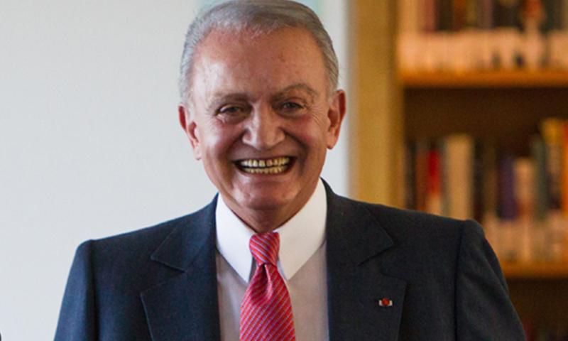 رجل الأعمال السوري وفيق رضا سعيد (إنترنت)