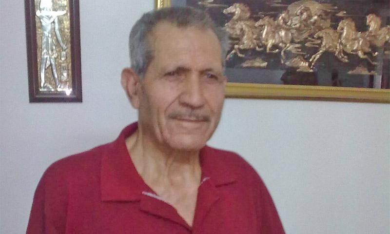 المعارض السوري عمر قشاش 1926- 2016.