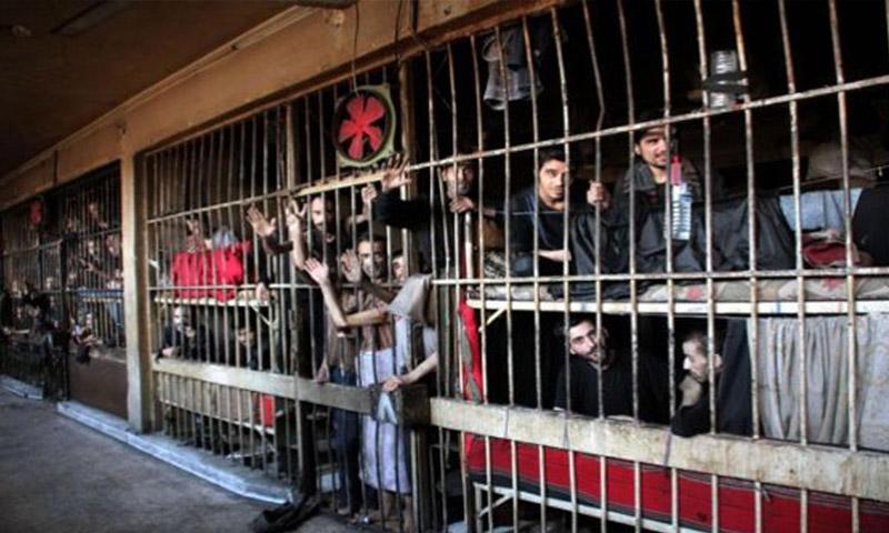 تعبيرية لسجن حلب المركزي