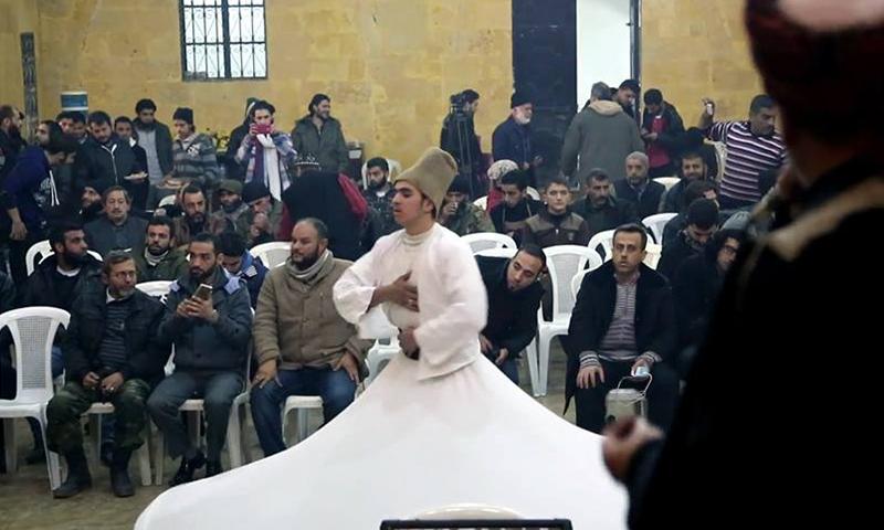 Arts in Aleppo