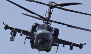 تعبيرية: المروحية Ka-52 الروسية (وكالات)