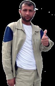 مدير الدفاع المدني السوري، رائد الصالح