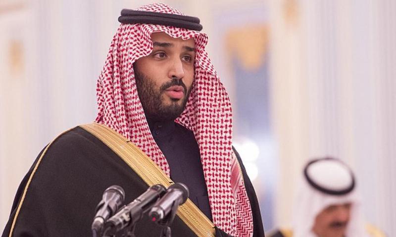 ولي العهد السعودي الأمير محمد بن سلمان (إنترنت)