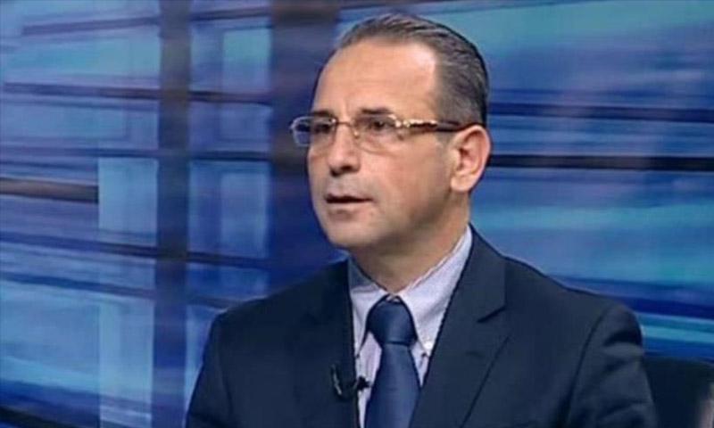 وزير صحة النظام نزار يازجي(انترنت)
