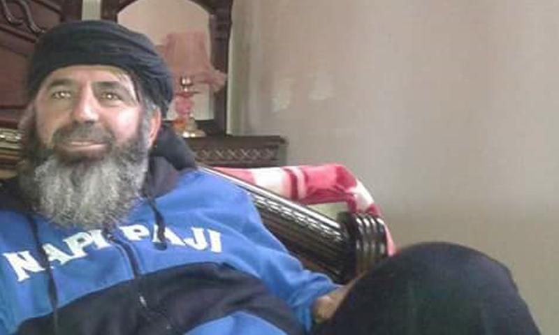 أبو خالد نصار، قيادي فلسطيني في الجيش الجر، توفي السبت 16 نيسان.