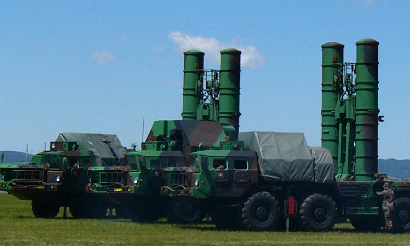 منظومة الصواريخ S300
