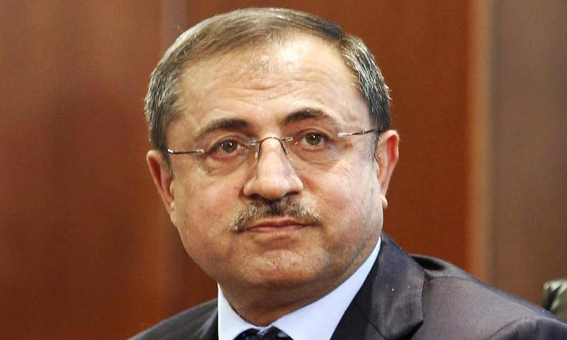 وزير داخلية النظام، اللواء محمد الشعار.
