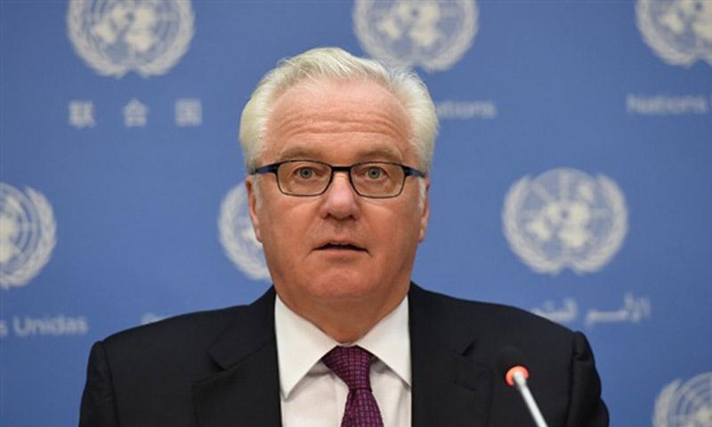 نائب وزير الخارجية الروسي، سيرجي ريابكوف،