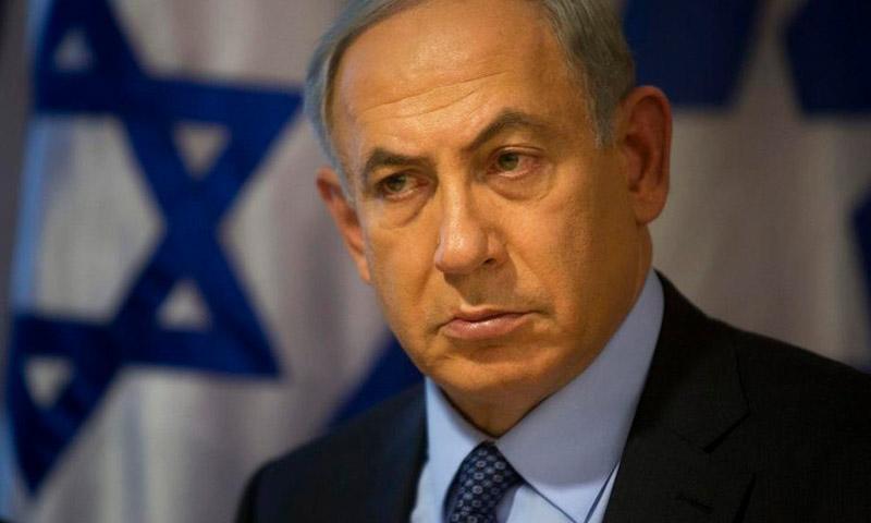 رئيس الحكومة الصهيونية، بنيامين نتانياهو