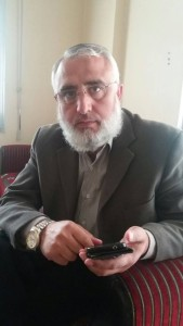 عميد كلية الطب البيطري في جامعة إدلب، جمعة عمر، عنب بلدي.