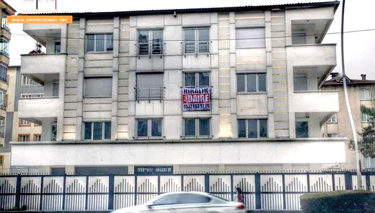 بناء الحكومة السورية المؤقتة في مدينة غازي عنتاب التركية معرض للإيجار