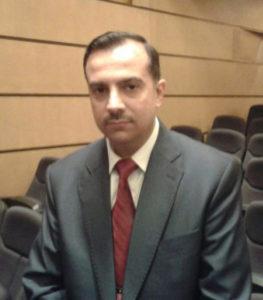 المهندس السوري محمد ملاذ البغدادي