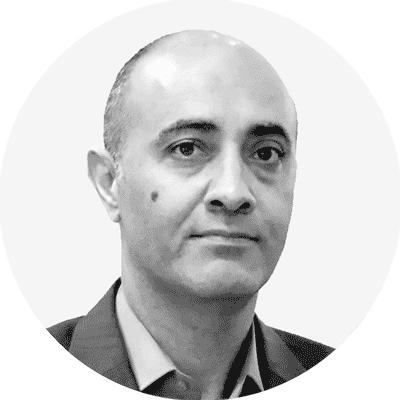 فادي القاضي - خبير في حقوق الإنسان والإعلام والمجتمع المدني في الشرق الأوسط