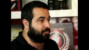 نورس يغن، معد ومقدم برامج في إذاعة نسائم سوريا - عنب بلدي.