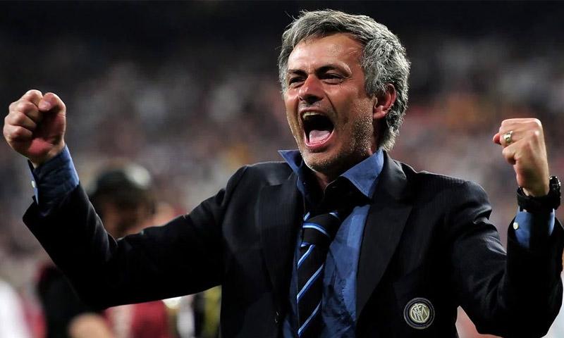 المدرب البرتغالي جوزيه مورينيو(انترنت)