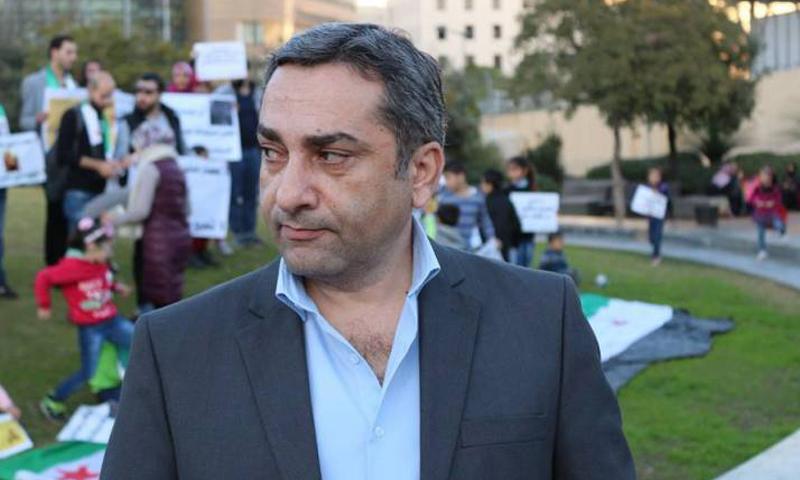 المحامي اللبناني نبيل الحلبي (فيس بوك).