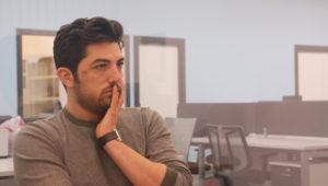عدنان حداد، مدير إذاعة حارم FM (عنب بلدي)