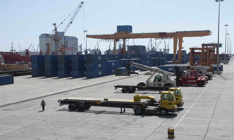 صورة أرشيفية لميناء طرطوس