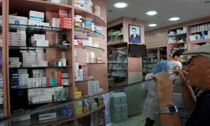رفع اسعار الدواء في سوريا(انترنت)