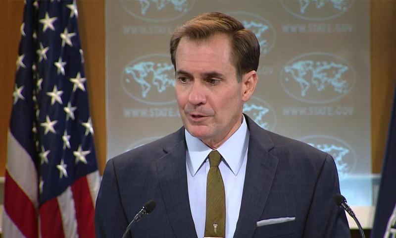 المتحدث باسم وزارة الخارجية الأمريكية، جون كيربي