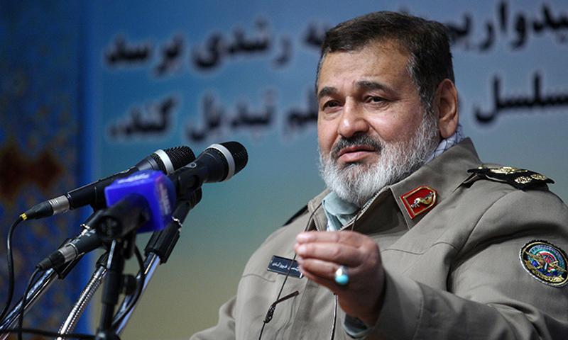 حسين فيروز أبادي، رئيس أركان الجيش الإيراني