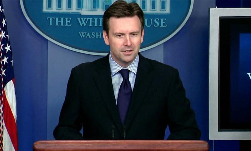 المتحدث باسم البيت الأبيض، جوش إرنست