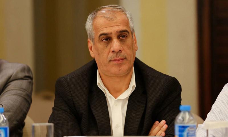 الطبيب جواد أبو حطب، رئيس الحكومة السورية المؤقتة، (الائتلاف الوطني السوري)